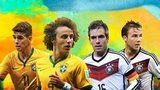 Brazil v Germany