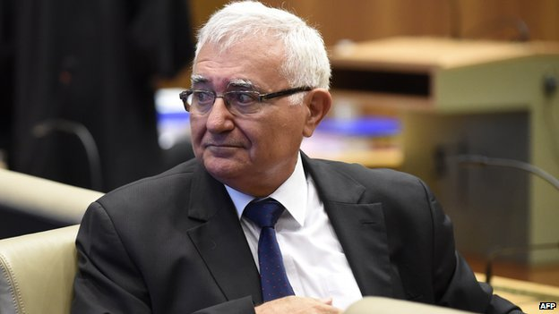 John Dalli in court, 7 Jul 14