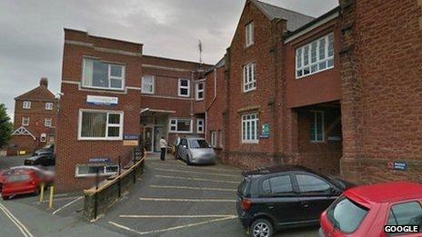 Paignton Hospital. Pic: Google