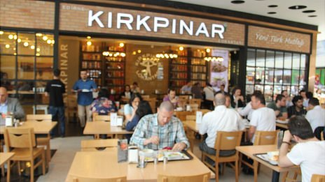 A Kirkpinar branch