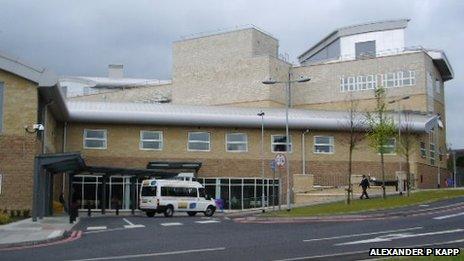 Burnley General Hospital