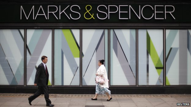 M&S northwest london