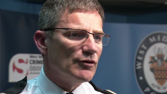 Assistant Chief Constable Marcus Beale