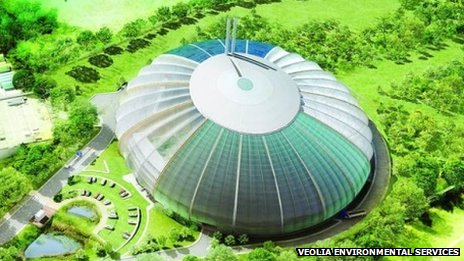 The proposed Hatfield incinerator