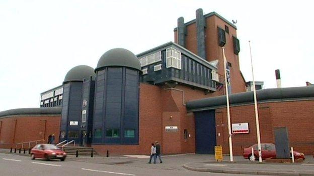 HMP Birmingham