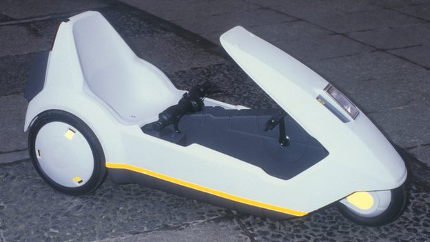 Sinclair C5 vehicle