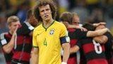 Brazil's David Luiz