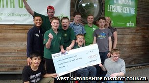 West Oxfordshire multisports group