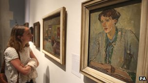 Virginia Woolf exhibition