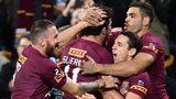Queensland players celebrate