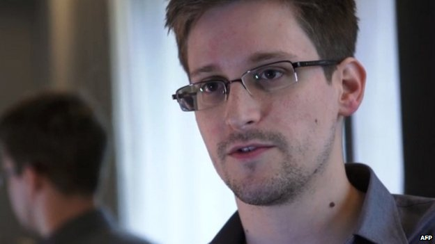 Edward Snowden in Hong Kong (June 2013)