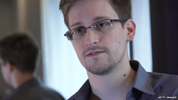 Edward Snowden appeared in Hong Kong in 2013