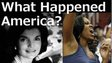 A graphic on the Human Events Facebook page comparing Jackie Kennedy and Michelle Obama.