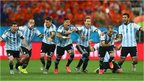 Highlights: Netherlands 0-0 Argentina (2-4 pens)