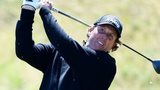 Phil Mickelson is back to defend the Scottish Open title