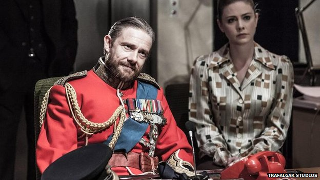Martin Freeman in Richard III