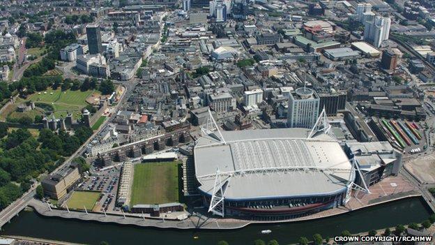 Millennium Stadium in 2006