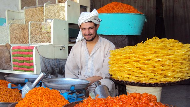 The sales slump has even affected Ramadan sales such as traditional sweets