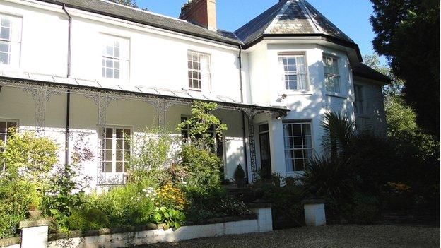 Penhill House Llandaff