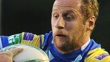 Leeds Rhinos' Rob Burrow