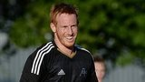 Adam Rooney scored a hat-trick as Aberdeen beat Daugava Riga 3-0