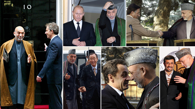 Karzai composite image