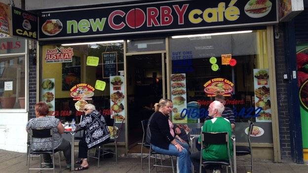 New Corby Cafe