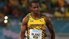 Yohan Blake will not take part in the Glasgow Commonwealth Games