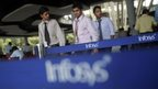 Infosys workers