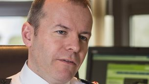 Chief Constable Nick Gargan