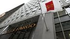Wells Fargo signits office