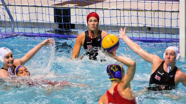 Time in the pool may soon be up for Great Britain women's water polo team