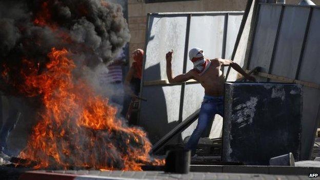 Violence in Shufat, 2 July