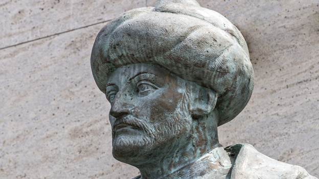 Statue of Suleiman the Magnificent
