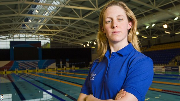 Hannah Miley will compete in the 400m individual medley on the first day of the Glasgow Games