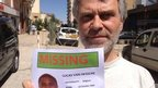 Seeking missing sons in Syria