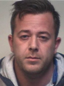 Ross Conlin, 29, of Farnborough