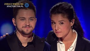 Jessie Ware on Polish X Factor