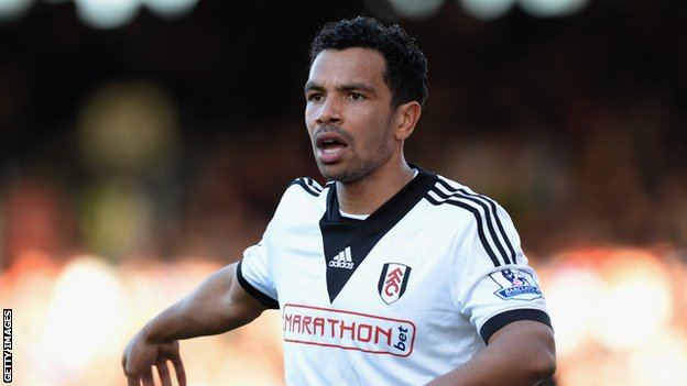 Kieran Richardson: Aston Villa sign Fulham utility player _76213616_kieran