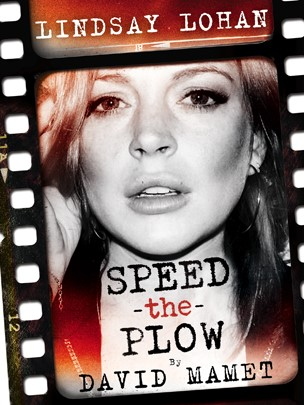 Poster for Speed-The-Plow