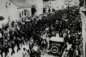 A March Past Of Integralists At Blumenau Brazil, 5 May 1936