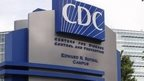 The Centers for Disease Control sign is seen at its main facility in Atlanta, Georgia 20 June 2014