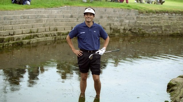 The Open: Jean van de Velde's 18th hole disaster