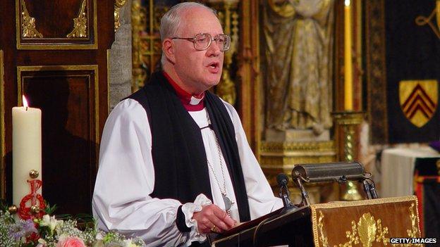 Lord Carey