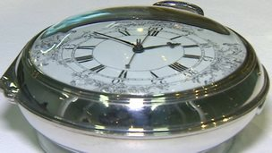 One of John Harrison's watches - H4