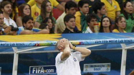 Brazil v Netherlands