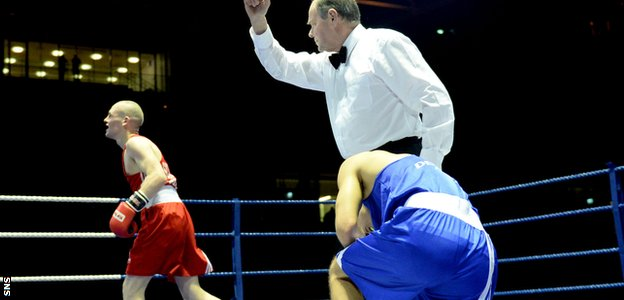 Commonwealth Games medal hope Joe Ham beat Brandon Singh to secure the Scottish Championship