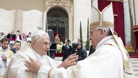 Sporting schism inside Vatican