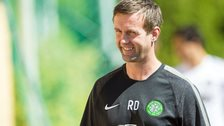 Celtic manager Ronny Deila