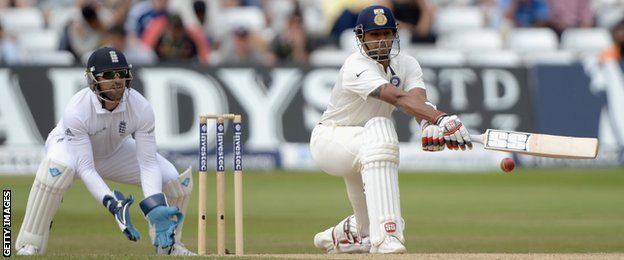 India's Stuart Binny